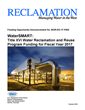 Bureau of Reclamation Releases Two Title XVI Funding Opportunity Announcements